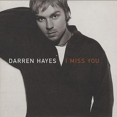 Darren Hayes - I Miss You