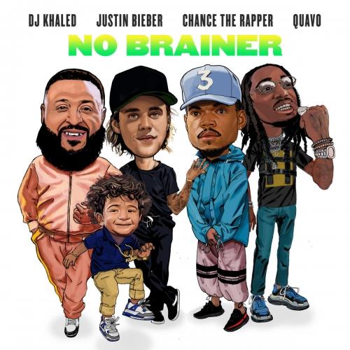 DJ Khaled - No Brainer