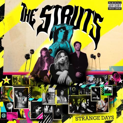 The Struts, Robbie Williams - Strange Days